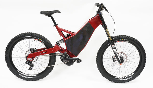 2017 Revolution M | Off Road E-Bike