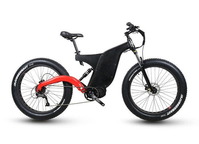 A8 High Capacity | Off-Road | Fat Tire | Electric Bike