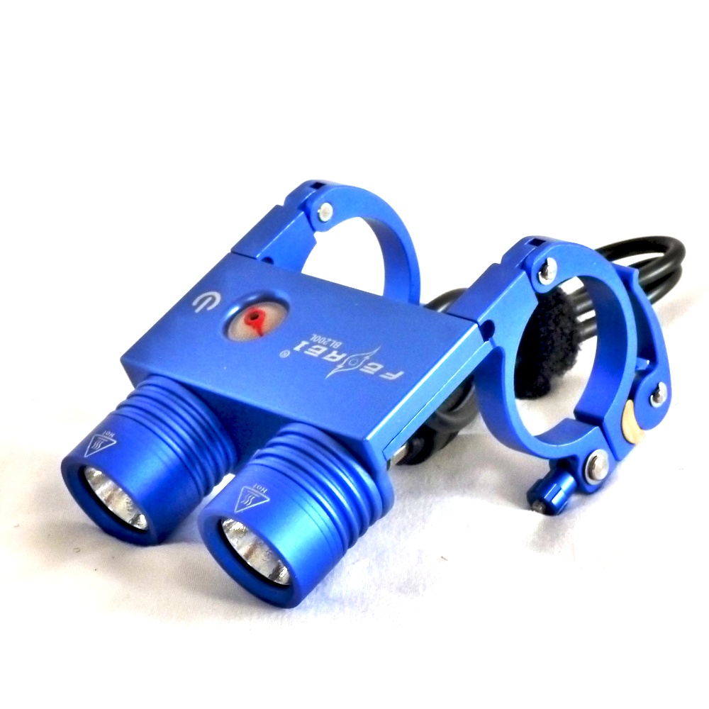 Blue Ferei BL200L High Intensity LED Head Light by Cree