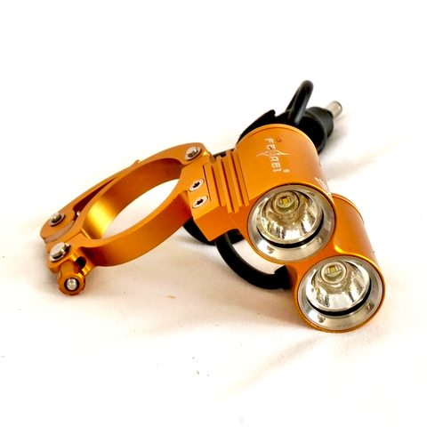 Gold Ferei BL800 High Intensity LED Head Light by Cree
