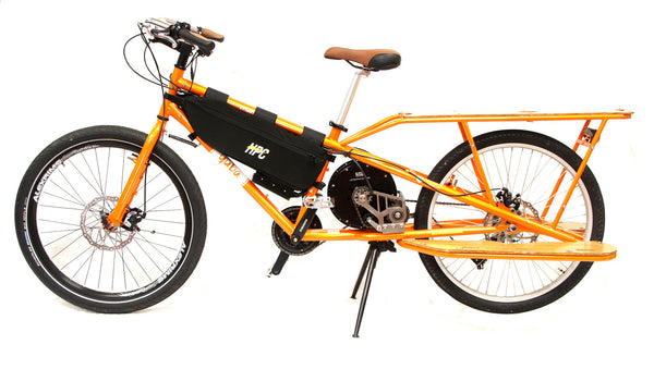 Custom Super Mundo Electric Cargo Bikes
