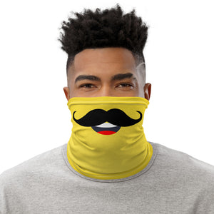 Float Gang Mustache Neck Gaiter