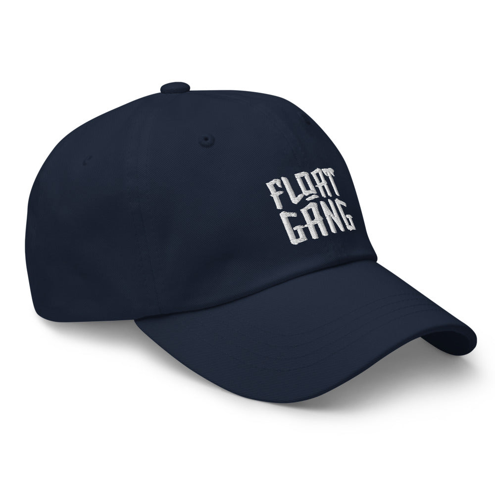 Float Gang Logo Dad hat