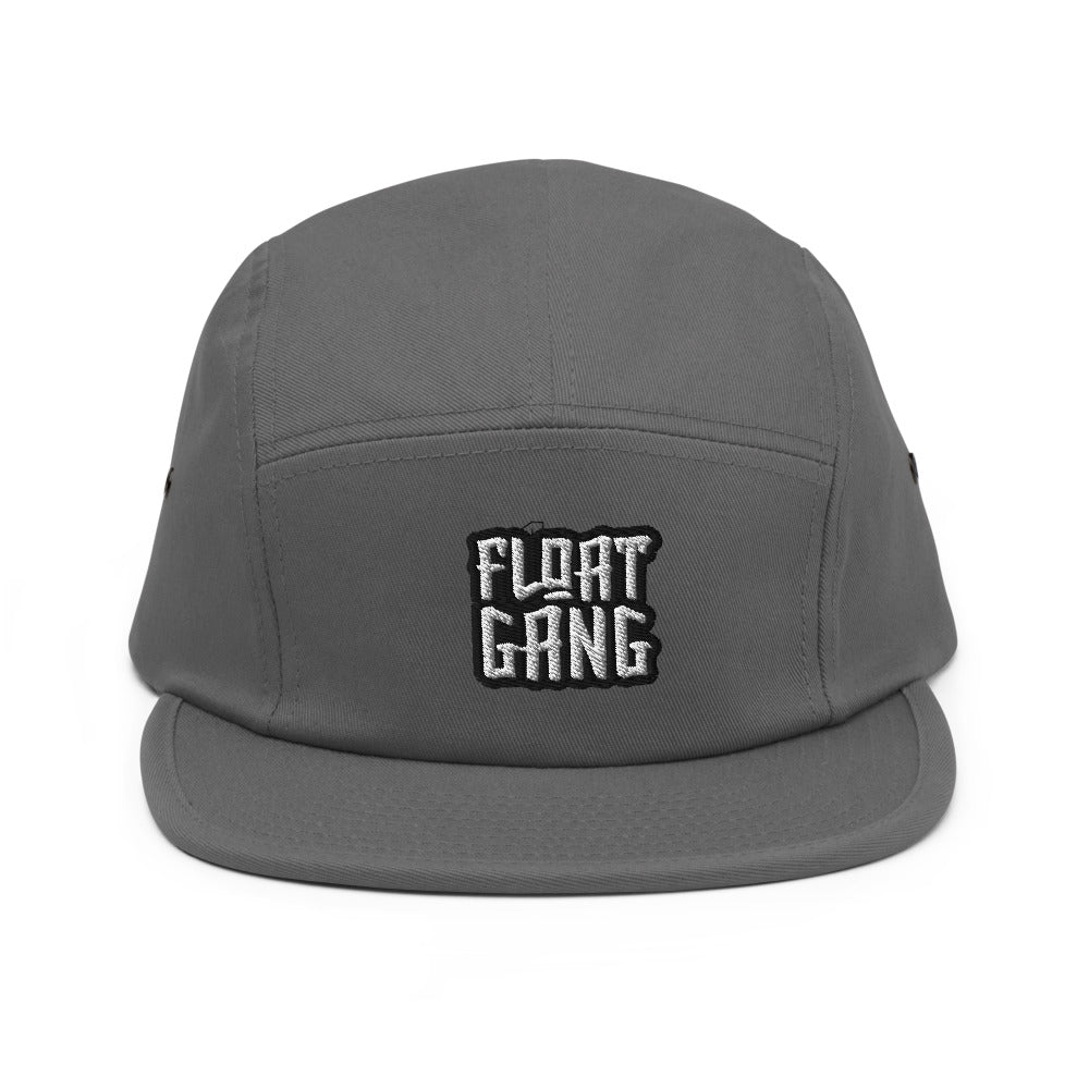 Float Gang Logo Five Panel Cap