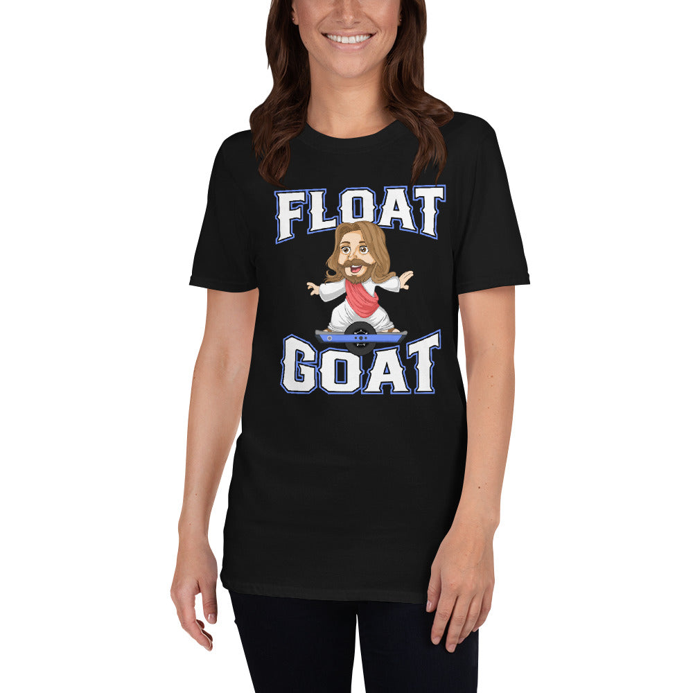 The Float Goat Onewheel Jesus T-Shirt