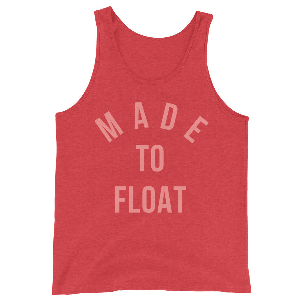 Made To Float Tank Top Shirt