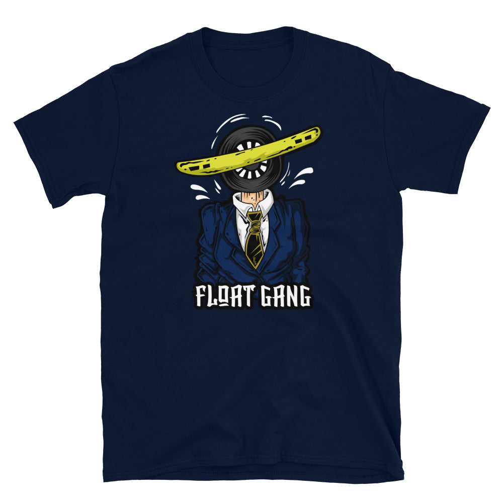 Float Gang Wheel Formal T-Shirt