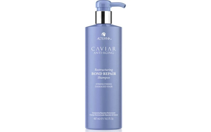 ALTERNA CAVIAR Restructuring Bond Repair Shampoo 487ml