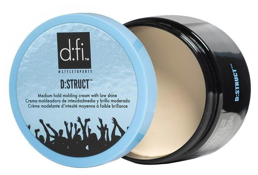 D:fi Medium Hold Molding Cream 75g