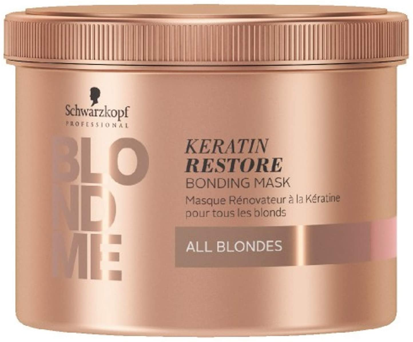 BLONDME All Blondes Keratin Restore Bonding Mask 500ml