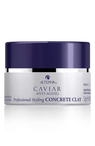ALTERNA CAVIAR Anti-Aging Concrete Clay 52g