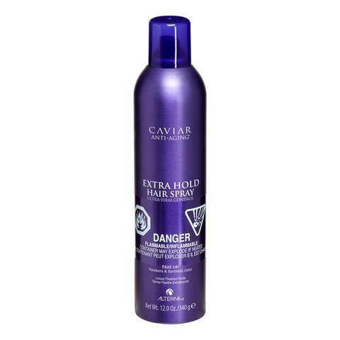 ALTERNA CAVIAR Anti Aging Extra Hold Hairspray, 355ML