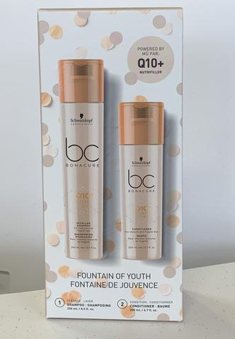 Q10+ Time Restore Fountain of Youth Duo Shampoo & Conditioner