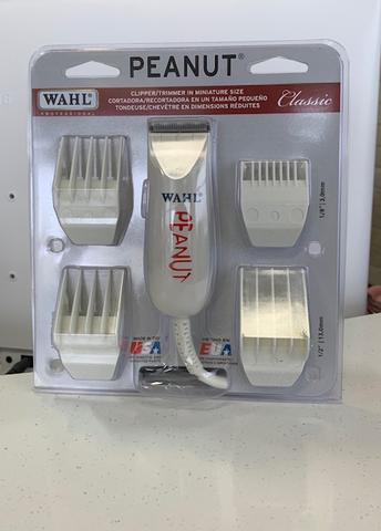 WAHL CLASSIC PEANUT TRIMMER W/ 4 GUIDES