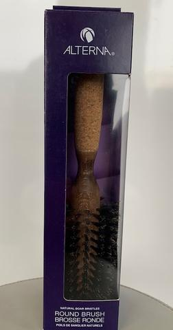 ALTERNA Natural Boar Bristle Round Brush (Large)