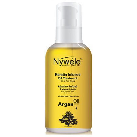 Nywele Keratin Infused Oil Treatment 100mL