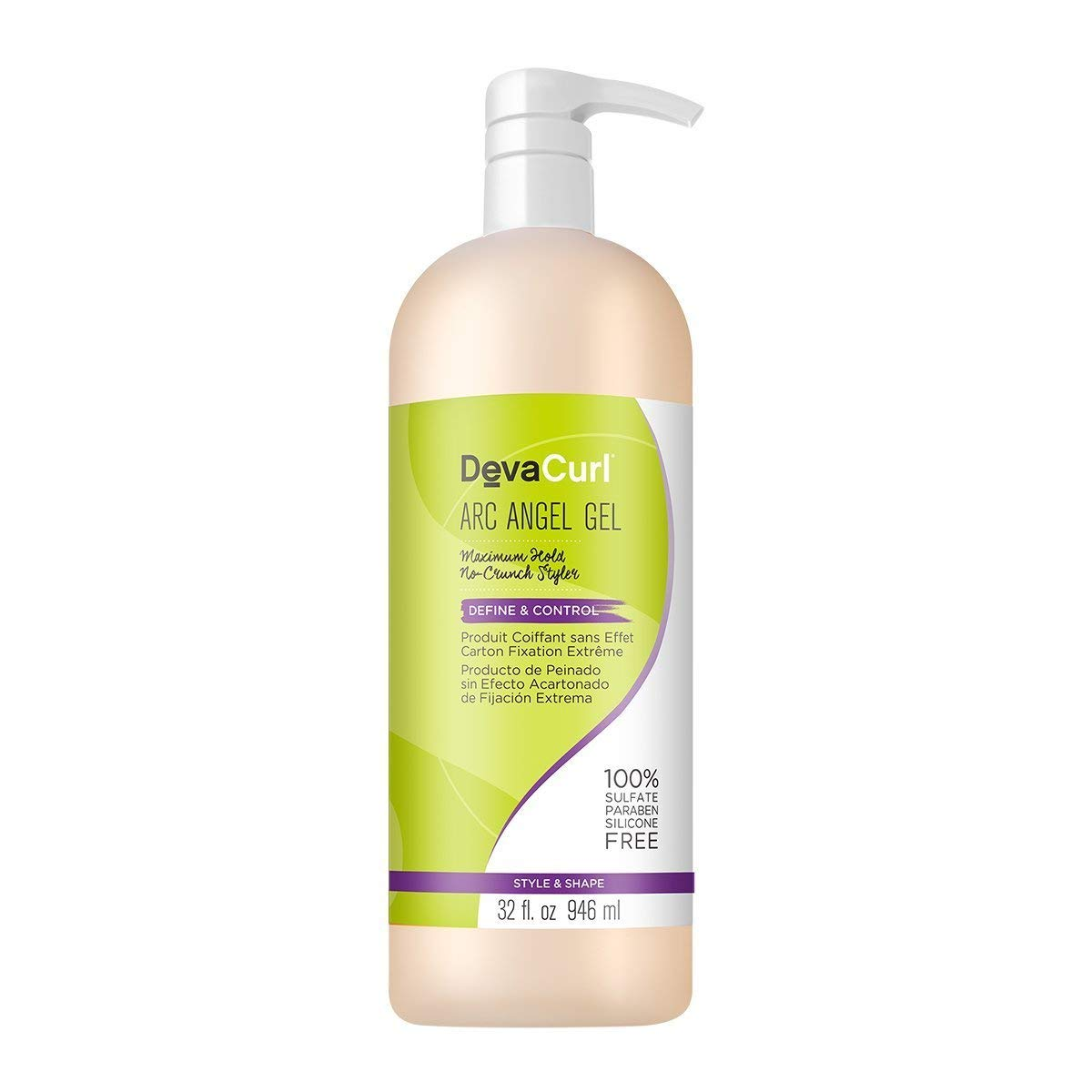 DevaCurl Arc Angel Gel Maximum Hold 946ml
