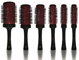 FI GRETCHEN CERAMIC IONIC HAIR BRUSHES - MEDIUM 25MM BARREL