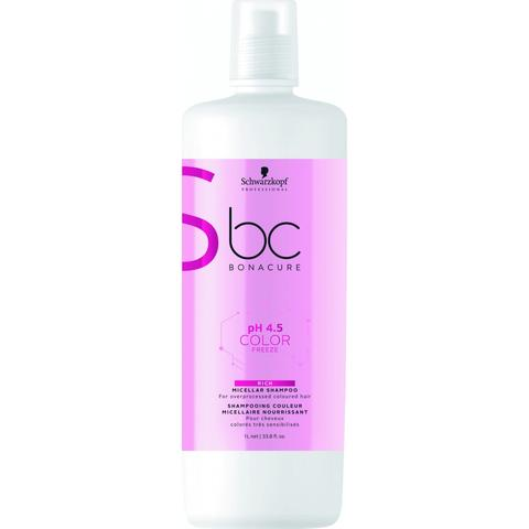 BC pH 4.5 Colour Freeze Shampoo 1L