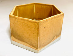 The Arakawa Collection: Hexagon Planter, 5-inch
