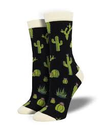 Socksmith Graphic Bamboo Crew Socks