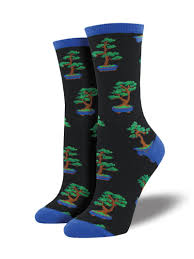 Socksmith Graphic Cotton Crew Socks