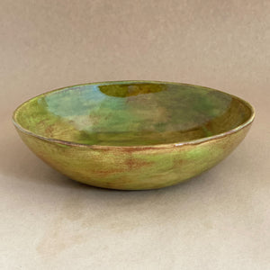 "Imperfect Melange 14"" Serving Bowl"