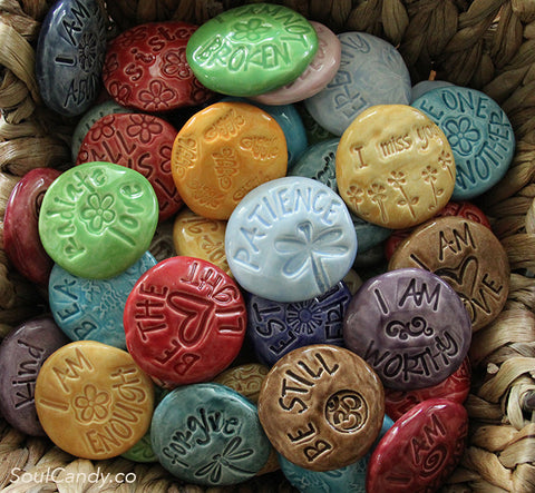 25 Soul Candy Stones ~ Wholesale Pricing