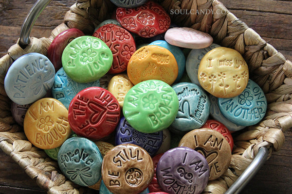 100 Soul Candy Stones ~ Wholesale Pricing