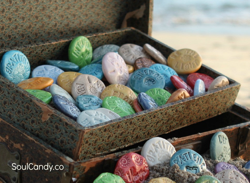 Set of 10 ~ Create Your Own Collection ~ Soul Candy Stones