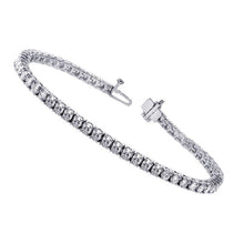 12ctw Diamond Bracelet