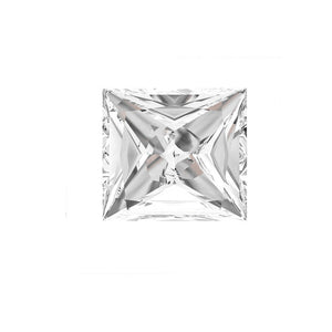 1.00CT I-1 H PRINCESS DIAMOND