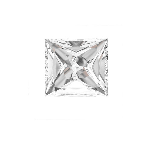 2.02CT SI-2 I PRINCESS DIAMOND