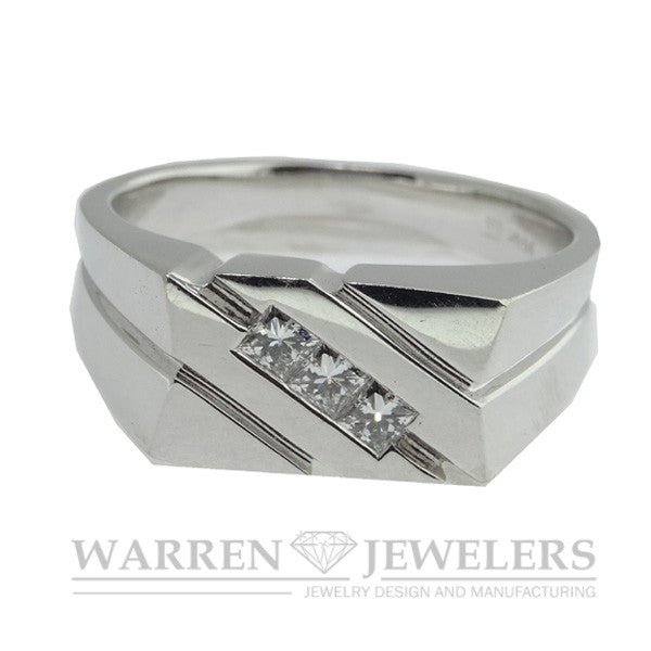 Men's Diamond Ring 1/3ctw