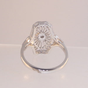 Ladies Estate Styled Ring at Warren Jewelers