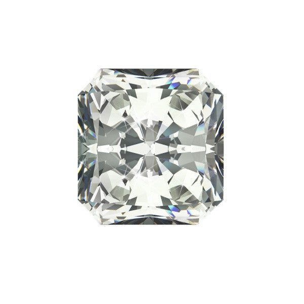 1.01CT SI-1 I RADIANT CUT DIAMOND CERTIFIED
