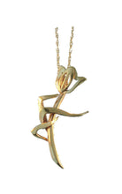 Rhapsody Tulip Pendant in 14K Gold - Warren Jewelers