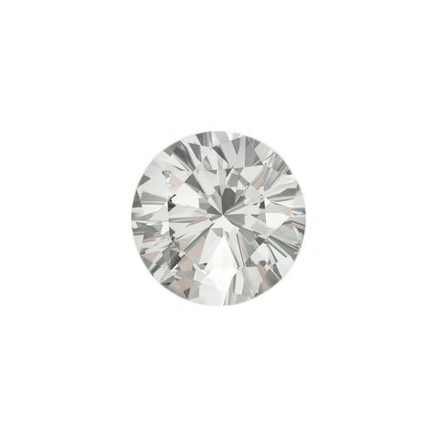 .50CT SI-2 F Round Diamond Ideal Cut