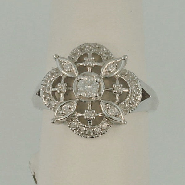 Ladies .40ctw Diamond Fashion Ring from Warren Jewelers