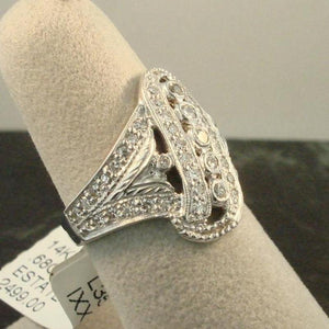 .68ctw Ladies Diamond Estate Styled Ring
