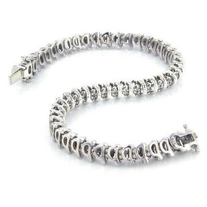 4 ctw Diamond Bracelet