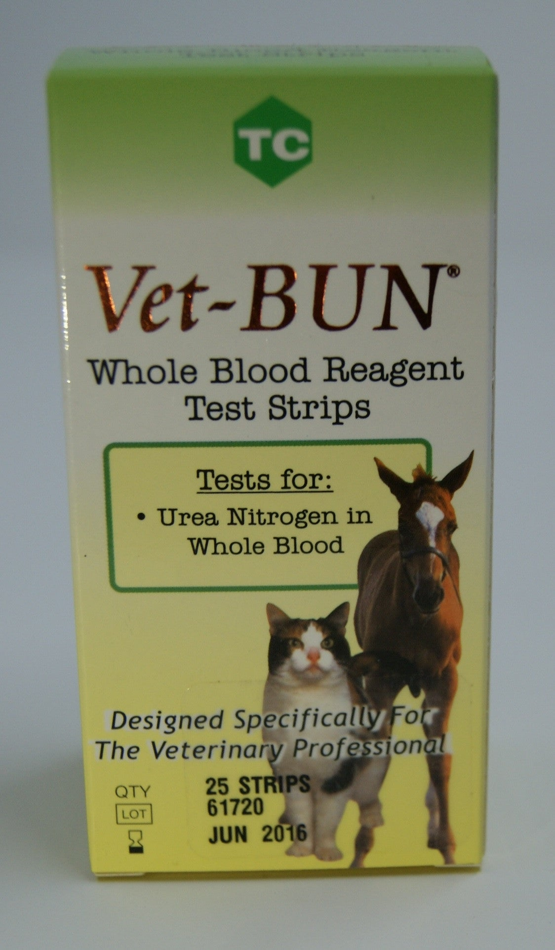 Vet-BUN Whole Blood Test Kit