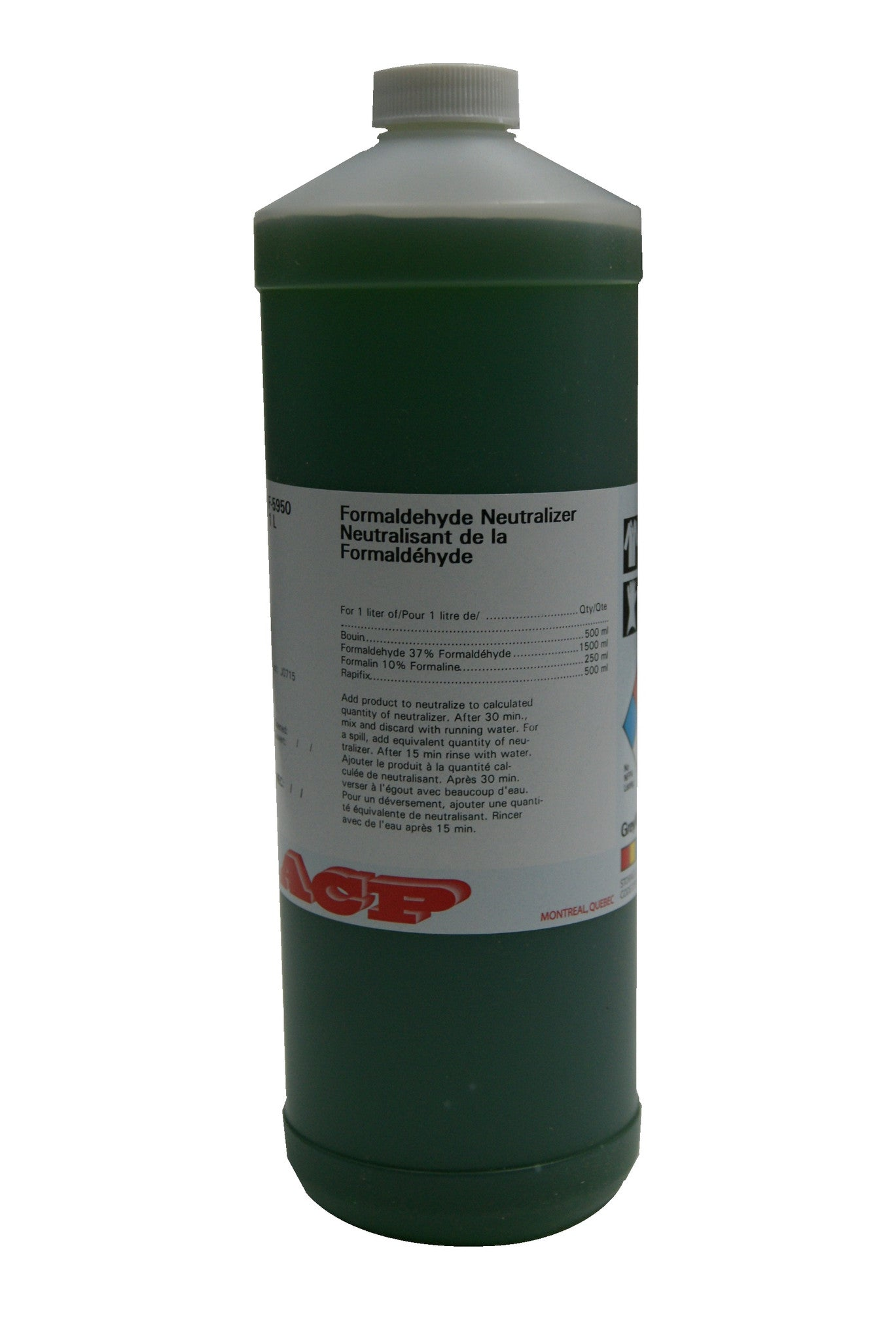 Formaldehyde Neutralizer