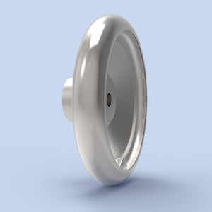 "4"" Solid Web Offset Hand Wheel"