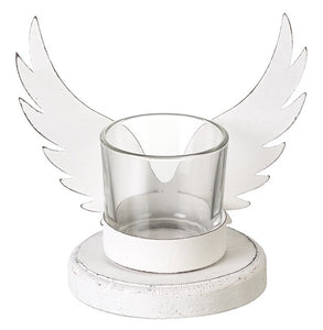 Angel Tealight Holder 13cm