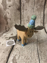 Load image into Gallery viewer, Wooden Spring Moose