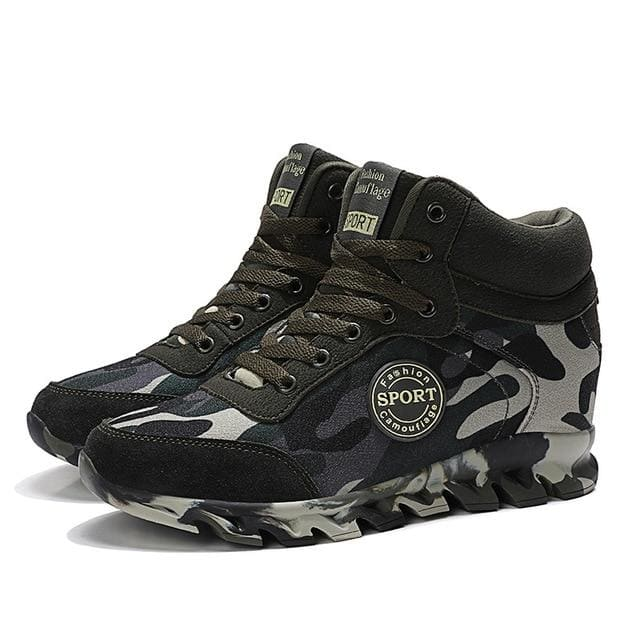 Jolly Foot Callum - Camouflage / 4.5 - Footwear