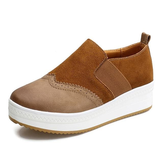 Jolly Camen - Brown / 37 - Footwear