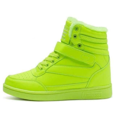 Jolly Caron Fur - greenfur / 5 - Footwear