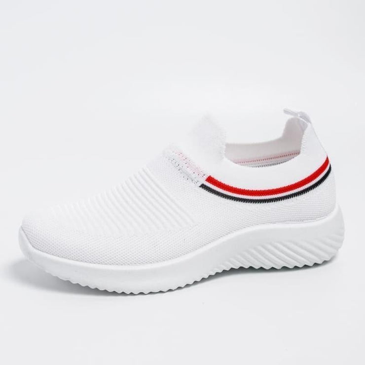 Jolly Foot Gina - White / 9.5 - Footwear